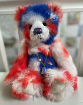 £59.99 • Buy Charlie Bears ~ BRIT~ From 2012Secret Collection CB125092A ~ By Isabelle Lee