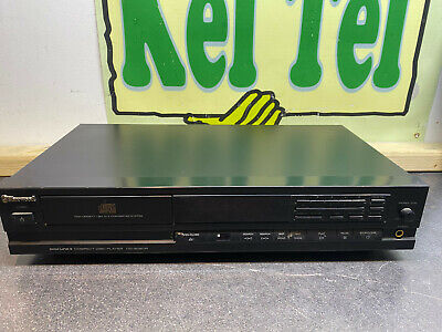 £29.95 • Buy SHERWOOD CD3020R Stereo Compact Disc CD Player HiFi Separate WORKING ORDER #3i