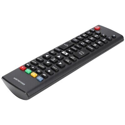 £6.42 • Buy With Big Button TV Controller Universal TV Remote Control For Black For 43UH6030