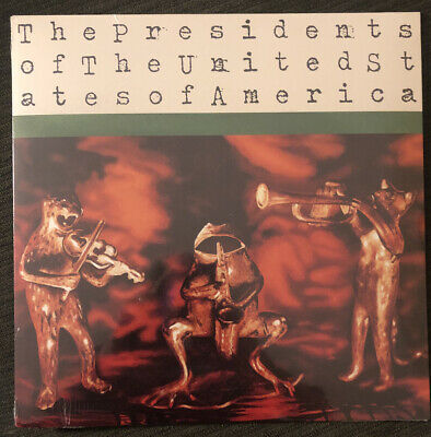 £70.79 • Buy Presidents Of The United States Of America (POUSA) Black Vinyl LP NEW SEALED OOP