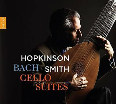 £15.98 • Buy Hopkinson Smith - Cello Suites For Lute [cd]