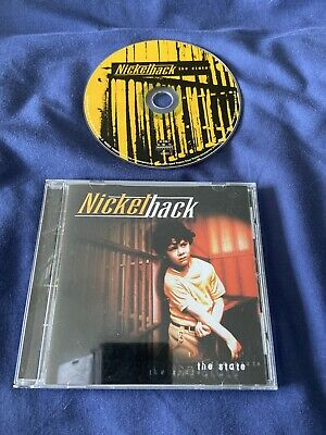 £1 • Buy Nickelback - The State CD Mint