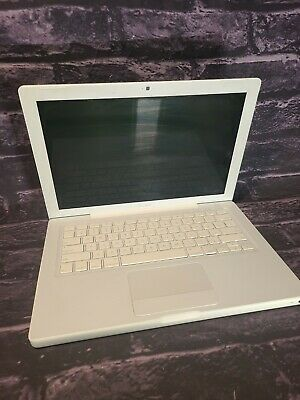 $39 • Buy Apple MacBook (2008) A1181 13.3  Core 2 Duo 2.13GHz 1GB Ram 120GB HDD NO BATTERY