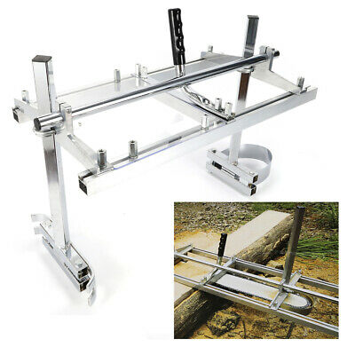 """£65.25 • Buy Portable Chainsaw Guide Bar Planking Mill Attachment Lumber Milling 14  To 24"""""""