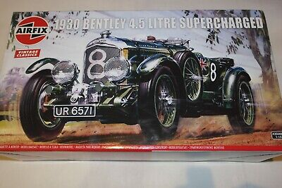 £89.99 • Buy Airfix 1:12 1930 4.5 Litre Bentley Supercharged