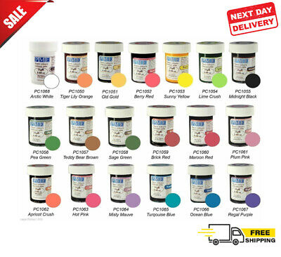 £2.90 • Buy PME CONCENTRATED FOOD COLOURING PASTE GEL MANY COLOURS 25g