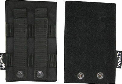 £6.99 • Buy Viper Tactical Adjustable MOLLE Panels For Plate Carrier Green Black Coyote Tan