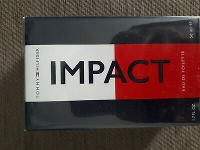 £30 • Buy BRAND NEW SEALED! Tommy Hilfiger Impact 50ml Mens Aftershave