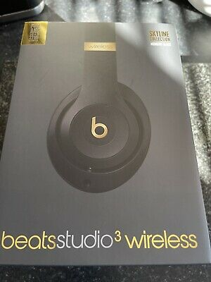 £140 • Buy Beats By Dr. Dre Studio3 Wireless Noise Cancelling Over-Ear Headphones -...