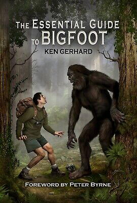 AU29.84 • Buy The Essential Guide To Bigfoot - Author Signed Copy