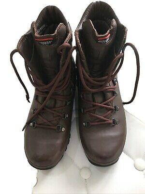 £59.99 • Buy British Military Army Altberg Brown Leather Female Boots Size 6m/Walking/hiking