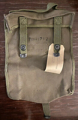 $45 • Buy M151 Military Jeep Document Manual Bag NOS 7961712