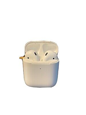 $ CDN38.87 • Buy Apple AirPods 2nd Generation With Wireless Charging Case Bluetooth Earbuds White