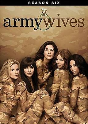 £181.79 • Buy Army Wives: Season Six, Part One (DVD, 2012, 3-Disc Set) New, With Sleeve, Rare