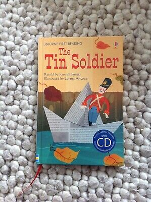 £3.50 • Buy The Tin Soldier  Usborne Young Reading With CD  -  First Readers Level 4