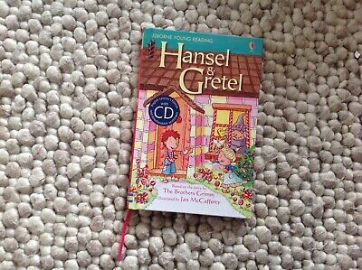 £3.50 • Buy Hansel & Gretel  Usborne Young Reading With CD  -  Young Readers