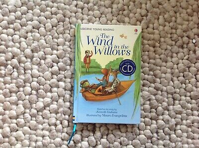 £2.50 • Buy Wind In The Willows Book Usborne  With CD Young Readers First .  Like New