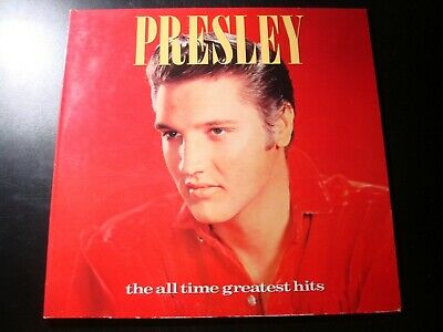 £25.45 • Buy Elvis Presley The All Time Greatest Hits 2 Lp Record Set Germany Vg++ Mono