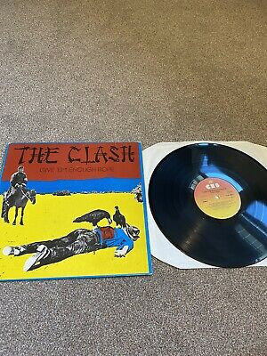 £16 • Buy The Clash - Give Em Enough Rope - EX 1978 Vinyl LP Record