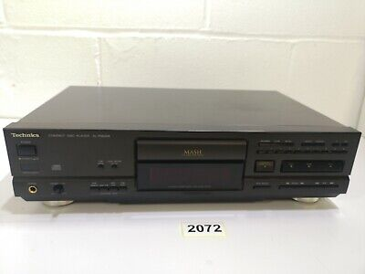 £29.99 • Buy Technics SL-PS620A Compact Disc CD Player Vintage Hifi Separate #2072