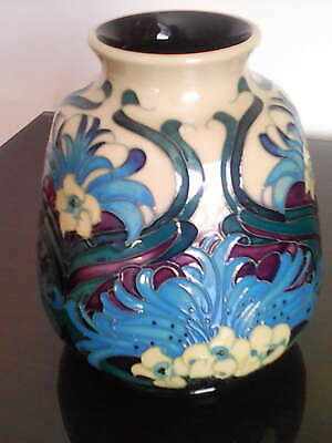£350 • Buy Moorcroft FLORIAN LILAC 198/5 Emma Bossons Signed And Dated 23.5.09