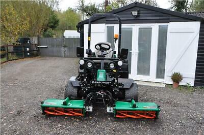 £7795 • Buy 2015 Ransomes Parkway3 Triple Cylinder Ride On Mower 4WD