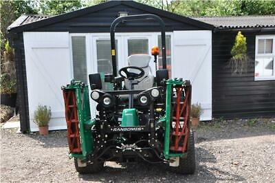 £7795 • Buy 2012 Parkway 3 Triple Cylinder Ride On Mower 4WD 650 Hours