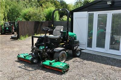 £4995 • Buy 2010 Ransomes Highway3 Triple Cylinder Ride On Mower 4WD