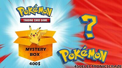 $316.34 • Buy Pokemon TCG : Mystery Box #2 Sealed Products - Includes Shining Fates