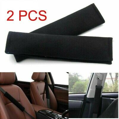 £3.20 • Buy 2Pcs Car Safety Seat Belt Shoulder Pad Cover Cushion Harness Comfortable Driving
