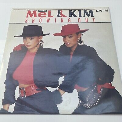 £5 • Buy Showing Out - Mel & Kim 12 Inch Vinyl