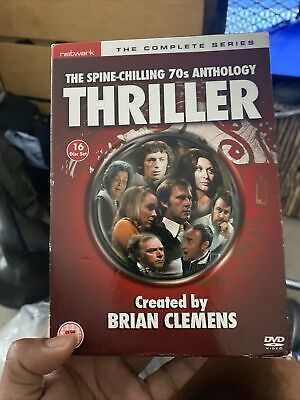 £16 • Buy THRILLER The Complete Series DVD Box Set Brian Clemens Thriller 70s Anthology **