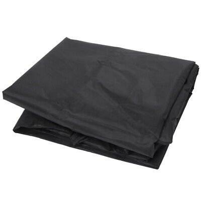 AU60.28 • Buy Lawn Tractor Bag Leaves Waste Bag Large Volume For Collecting Leaves