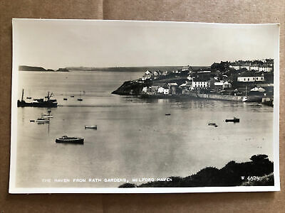 £2.99 • Buy The Haven From Rath Gardens, Milford Haven Postcard