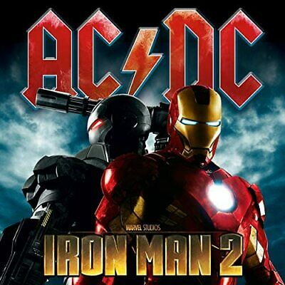£10.24 • Buy AC/DC Iron Man 2 Soundtrack New CD Best Of Greatest Hits Highway To Hell ACDC UK