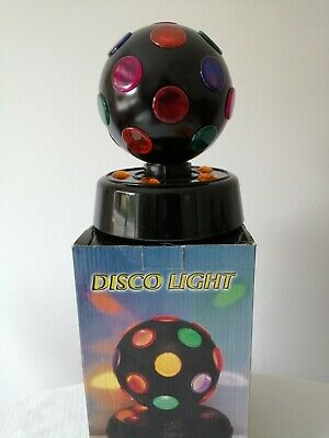 £3 • Buy Rotating Disco Light Ball. Good Working Order. Hardly Used.