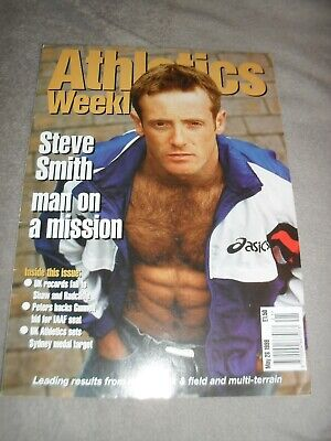 £0.99 • Buy Athletics Weekly Issue May 26th 1999 Steve Smith