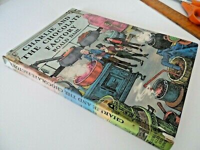 £85 • Buy Roald Dahl – Charlie And The Chocolate Factory – First UK Edition 1967 - 1st