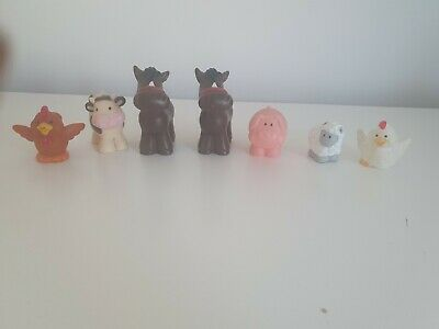 £2.20 • Buy Little People Farm Animals Fisher Price Kids Toy Figures
