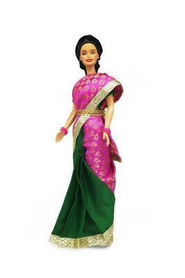 £35.14 • Buy Barbie In India New Visits Madurai Palace