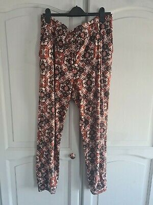 £1.10 • Buy Patterned Lightweight Trousers