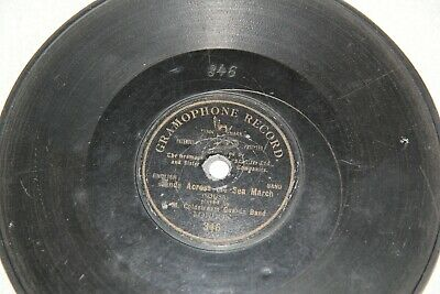 £31 • Buy Gramophone Disc 78 Rpm 7 Inch Single Sided