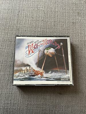 £8 • Buy The War Of The Worlds 2 Disc Cd