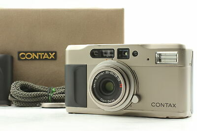 $ CDN547.81 • Buy [MINT In Box ] Contax TVS Point & Shoot 35mm Film Camera From JAPAN #190