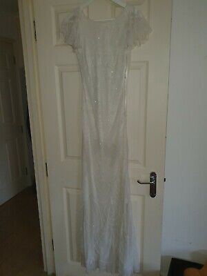 £19.99 • Buy Debut Ocassion Stunning Dress Size 8,worn Once
