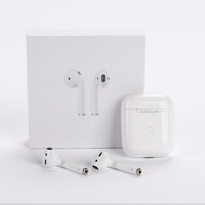 $ CDN137.51 • Buy Apple Air Pods 2nd Generation With Wireless Charging Case(GENUINE+SEALED)