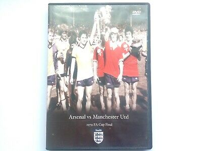 £3.50 • Buy 1979 FA Cup Final Arsenal V Manchester United: Official FA :DVD GREAT CONDITION