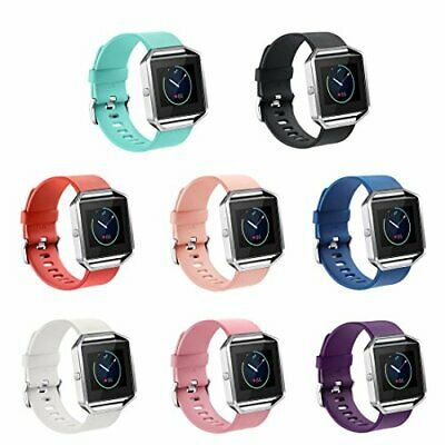 $ CDN30.96 • Buy GinCoband Fitbit Blaze Bands Replacement For Fitbit Blaze Smart Watch No Trac...