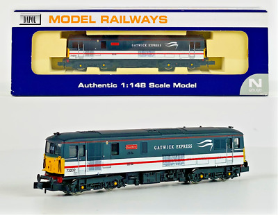 £84.99 • Buy Dapol N Gauge - Nd-071 - Class 73202 Electro Diesel Gatwick Express 'dave Berry'