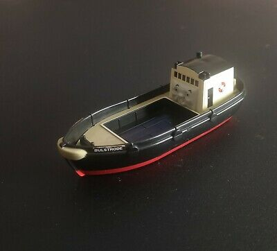 £4.99 • Buy Bulstrode From Thomas & Friends Railway Boat Barge (Tomy 1999) Trackmaster